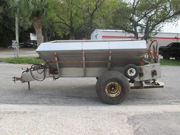 Used Chandler 6 Ton Stainless Steel Spreader