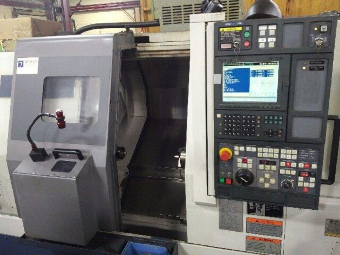 2000 MORI SEIKI SL-153S/500 CNC TURNING CENTER