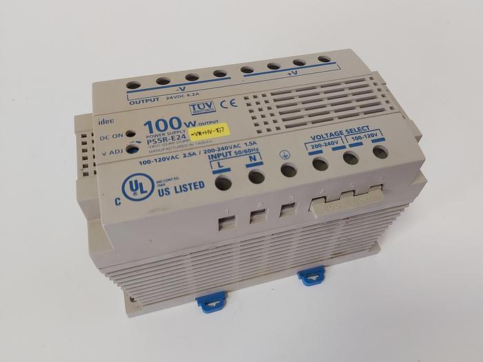 Gebraucht Netzteil, PS5R-E24, 230VAC/24VDC, 100W, Idec gebraucht