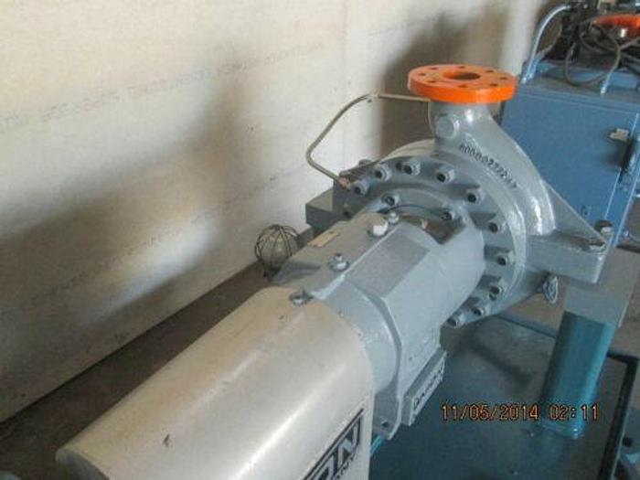 EXPENSIVE 50 H.P. UNION / SPX PUMP MODEL RS-P FOR OIL, ETC..