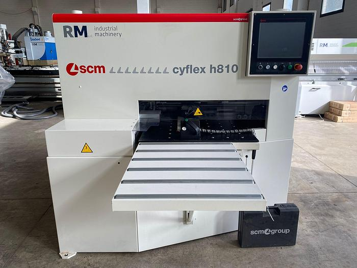 Usato 2015 Scm Cyflex H 810