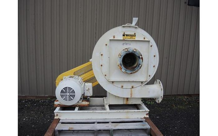 USED CENTRIFUGAL FAN, 25 HP