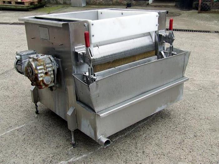 Używane Drum slit filter - external inflow