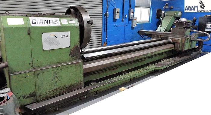 Used Giana GFP10 CNC Lathe Machine