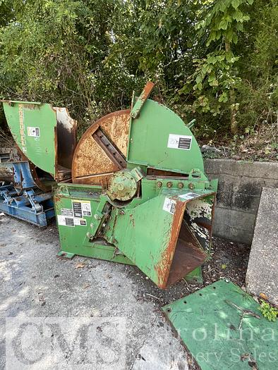 """Used Precision 66"""" 6 Knife Chipper"""