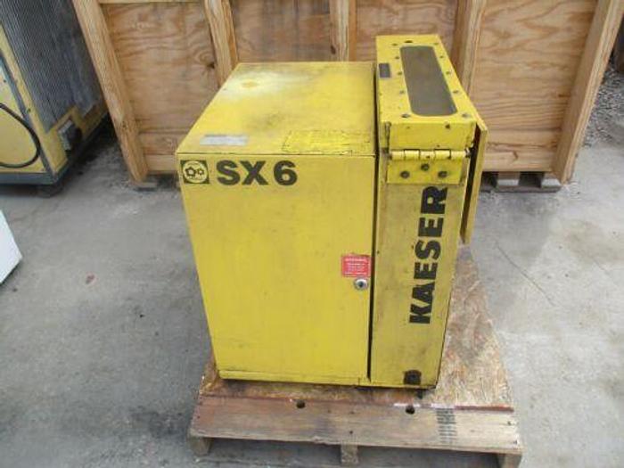 Used Kaeser SX-6