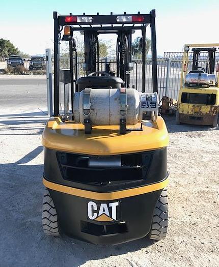 2004 Cat P6000 Forklift