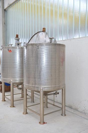 Usata Miscelatore liquidi da 1700 Litri