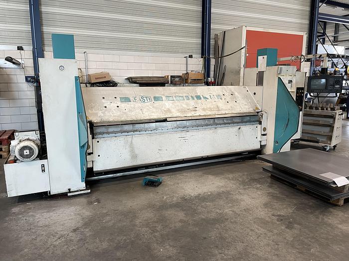 Gebruikt 2000 Fasti CNC zetbank (Verwacht)
