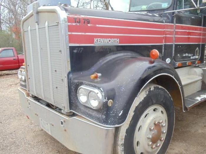 1979 KENWORTH W900A