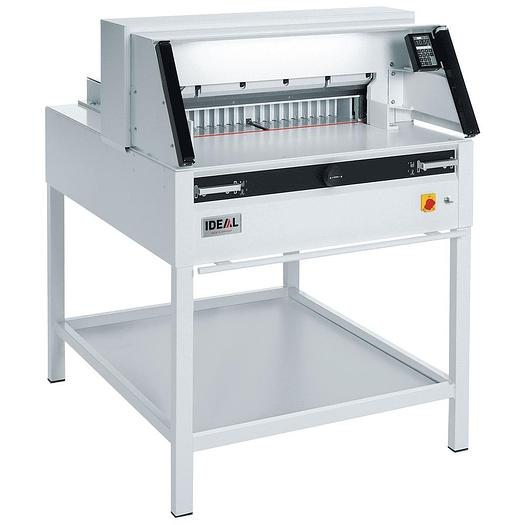 IDEAL 6660 Programmable Electric Guillotine (660mm Cut)