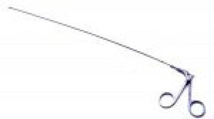 Forceps Biopsy Micro Endoscopy Cup Shape 2.1mm Diameter by 340mm AESCULAP FF362R