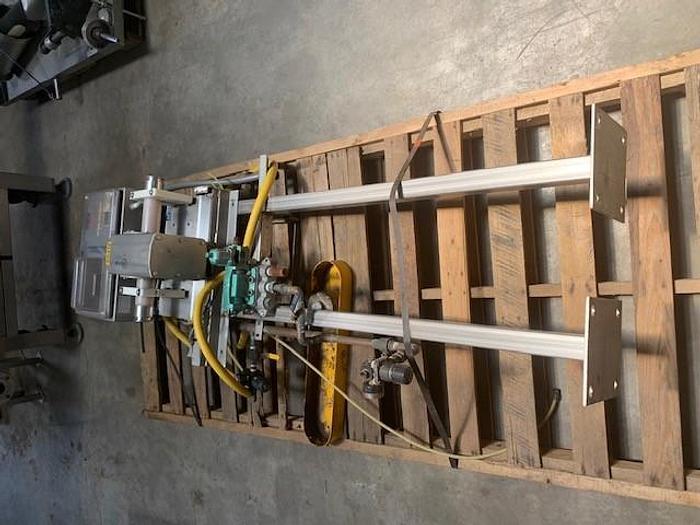 SafeLine Stainless Steel Flow - Thru Metal Detector
