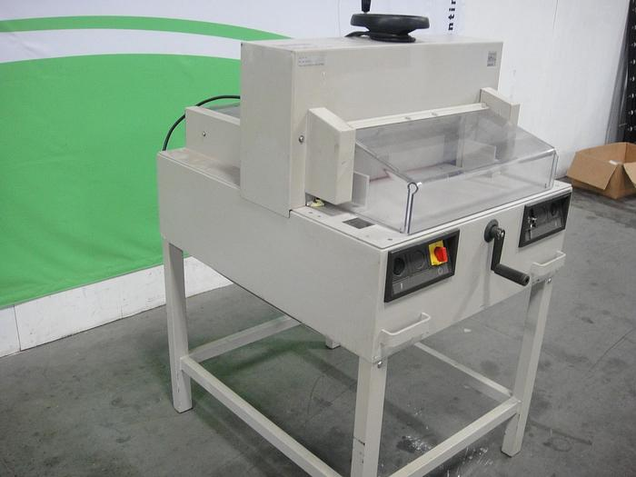 Used MBM 4810-95 Cutter