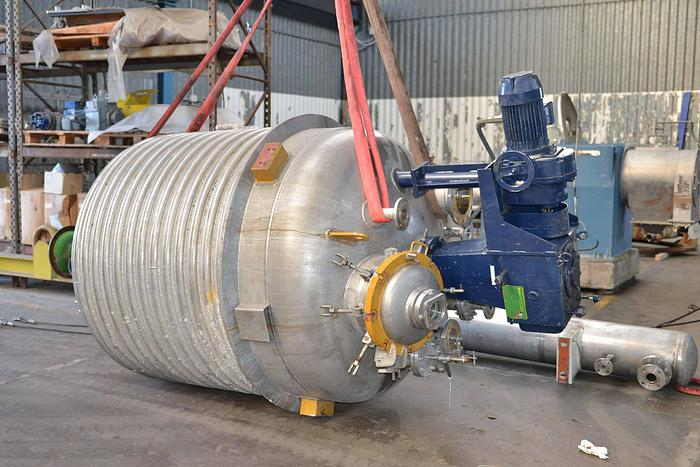 Usata Reattore OMCA da 3700 Litri