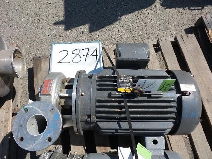 Used Coker 4'' x 3'' Centrifugal Pump
