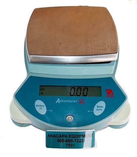 Used Ohaus Adventurer SL AS612 612 Gram Digital Scale USED (7531) W
