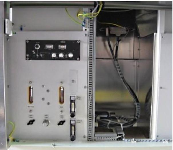 Used AST Steag Mattson   SHS 1000VAC RTP Rapid Thermal Processor