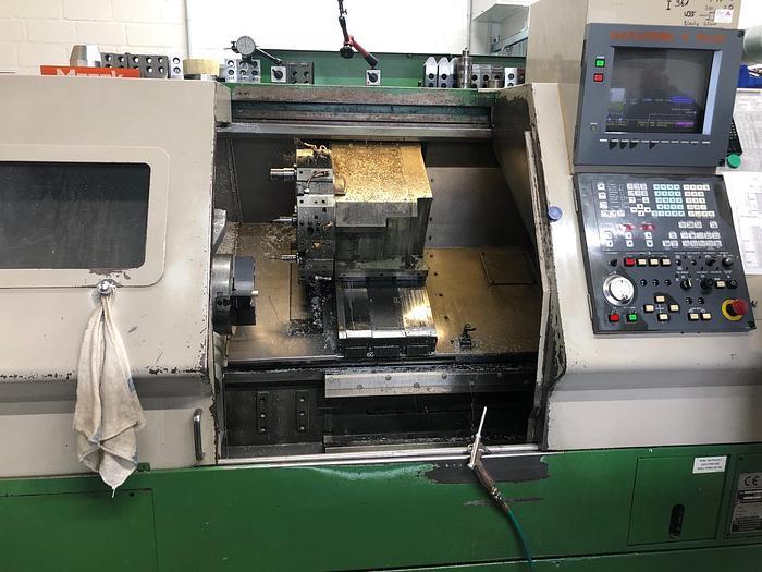 Gebraucht 1996 Mazak QTN30  CNC Schrägbettdrehmaschine  QTN30