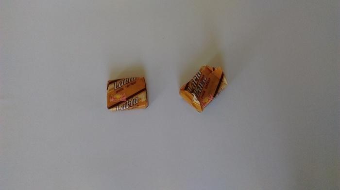 Nagema CANDY/TOFFEE CUT AND FOLD WRAP LINE