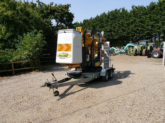 Italmec R14 Cherry Picker
