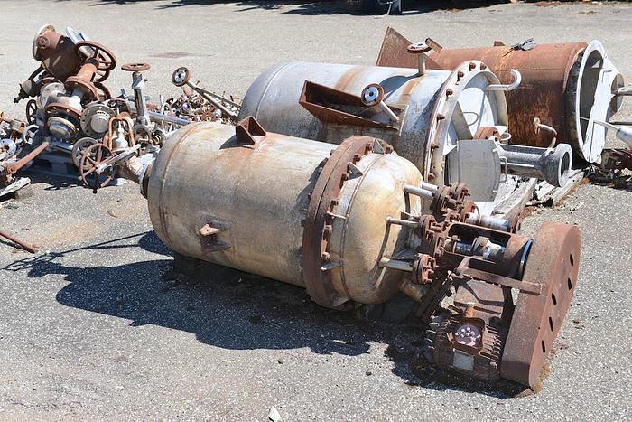 Usata Reattore Off. di Porto Torres da 350 Litri
