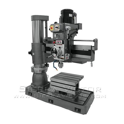 JET J-1230R-4 Radial Drill Press 460V 320037