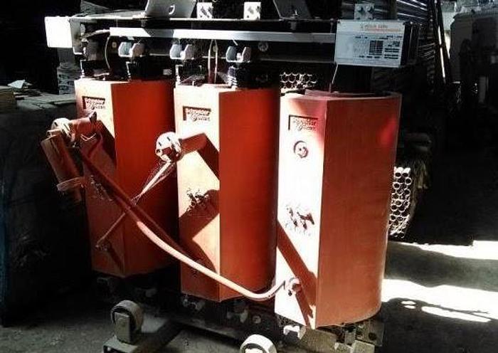 Usata Trasformatore elettrico, Marlin Gerin - 800 Kva