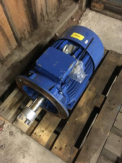 Used BEVI electric motor 15 kW