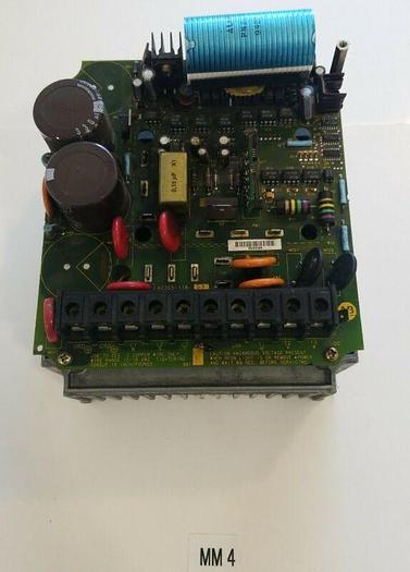 Used *PREOWNED* Allen-Bradley 42305-118-53 D CHG LTR  Circuit Board & Base!