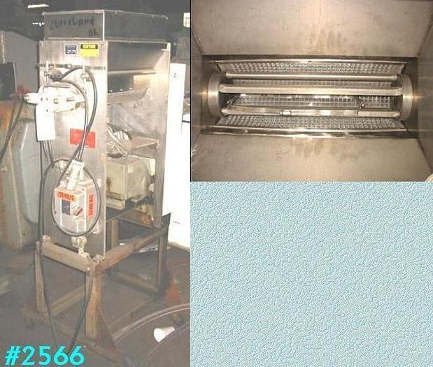 Used FREWITT OSCILLATING GRANULATOR – S/S – 1.5 HP