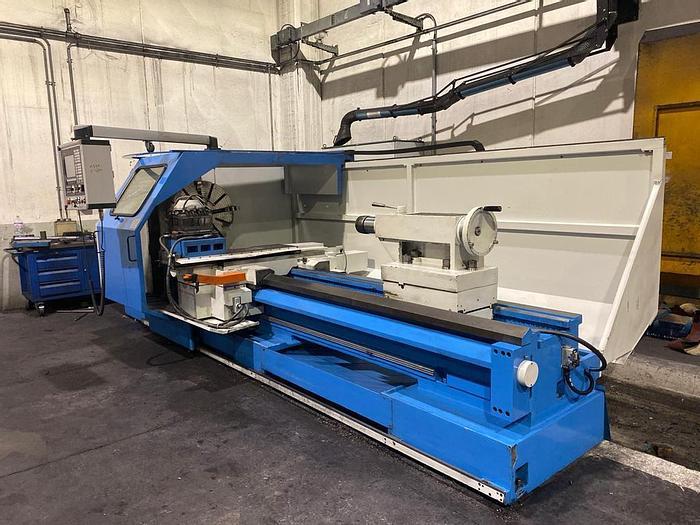 Used 2016 Turning lathe Pontiggia PPL 450CNC