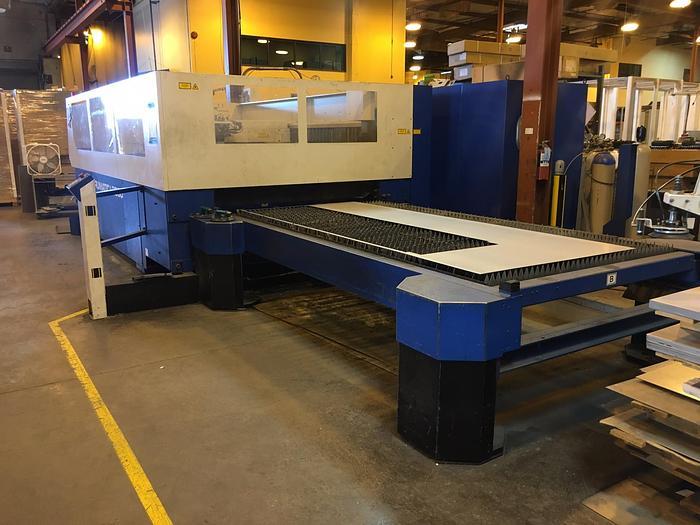 2005 3200 Watt Trumpf Trumatic L-3030 CNC Laser