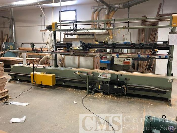 Used 1990 RUVO Pre Hung Door Machine