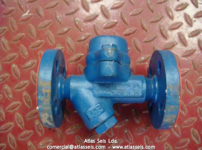 Used Spirax-Sarco Balanced Pressure Thermostatic Steam Trap BPC32Y