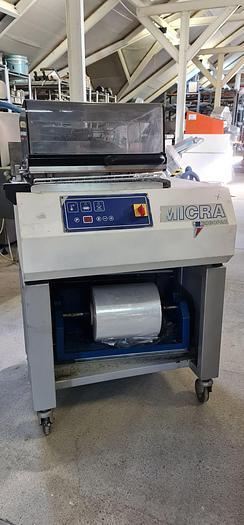 """Used Maszyna do pakowania folią termokurczliwą """" MICRA S"""""""