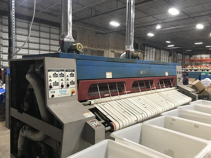 2011 CHICAGO GAS IRONER, IMPERIAL 232-136