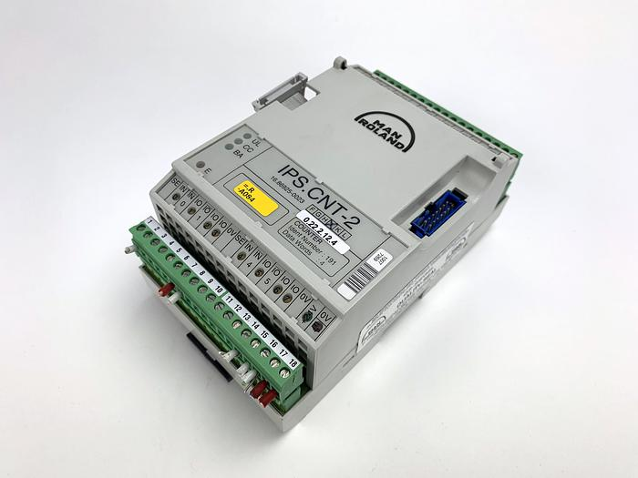 Used MANROLAND IPS.CNT-2 Counter Module