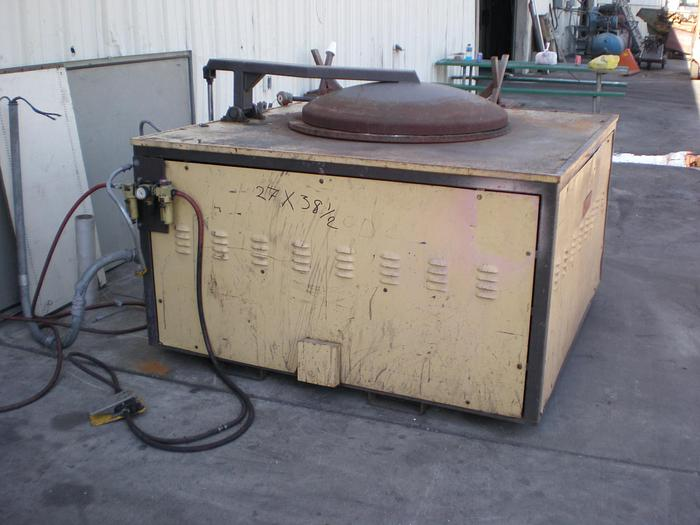 1994 THERMTRONIX LSF-1200 ELECTRIC RESISTANCE FURNACE 1200# (On Hold)