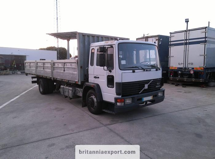 Used 1993 VOLVO FL614 14 ton dropside