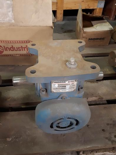 Morse POWERGEAR® 25 RW-B Cast Iron Worm Gear Reducer