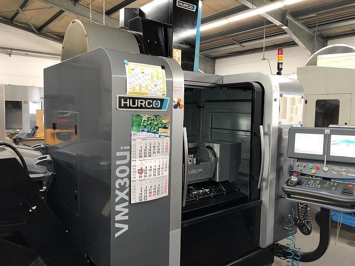 2013 CNC 5 Achsen Bearbeitungszentrum HURCO VMX-30Ui