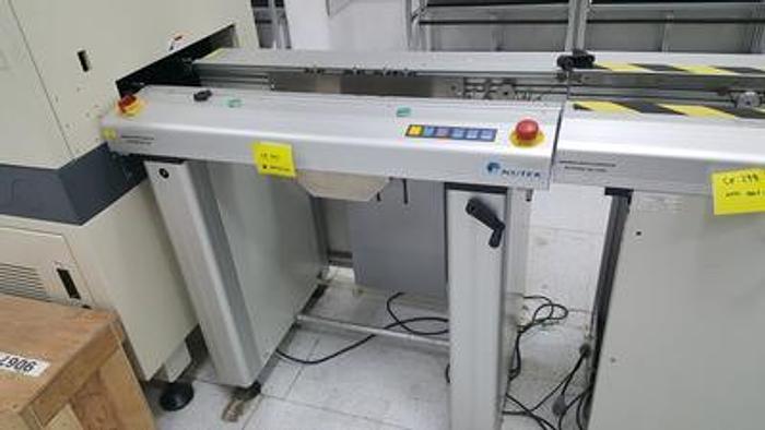 Used NUTEK  NTM510RCM 1000 1M Reject Conveyor - post SPI / AOI sorting