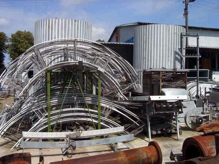 Używane Spiralny tunel zamrażalniczy Frigoscandia