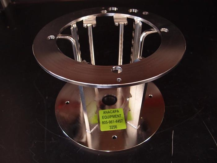 Used Semitool SRD Stainless Steel Rotor 2800 RPM for Entegris A92-39M-M00 (3256)