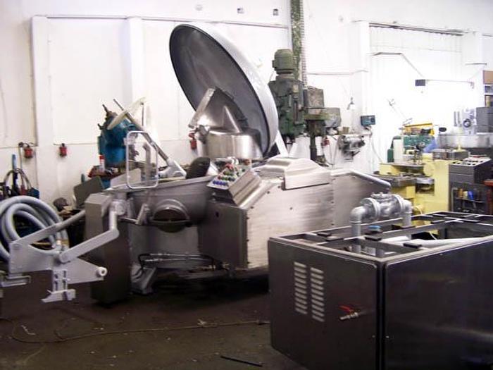 Używane Kuter Krämer Greber  500 l