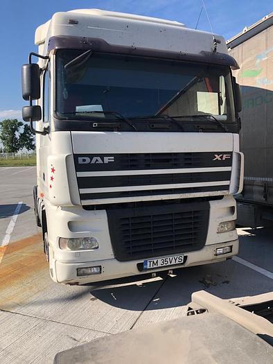2005 DAF 95 XF 430 EURO 3 MANUAL
