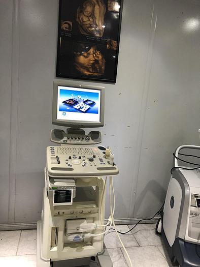 Gebraucht GE LOGIQ A5 Ultraschallgerät mit 2x Sonden und