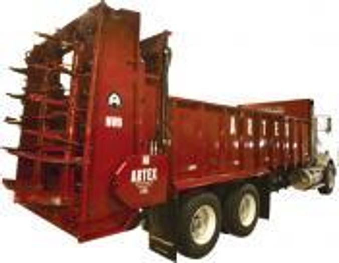 New - products ARTEX Manure Spreader