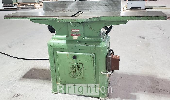 """Used Poitras model 4600B 8"""" Jointer used jointer"""